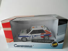 Cararama Lancia Delta HF Integrale,Scale 1:43, Diecast Model Car