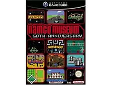 ## Namco Museum 50th Anniversary (Deutsch) Nintendo GameCube / GC Spiel - TOP ##