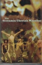 The Screamin Cheetah Wheelies self titled 1993 USA Cassette Atlantic ‎7 82507-4