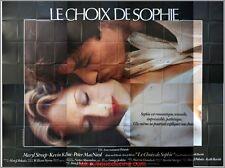 LE CHOIX DE SOPHIE / Sophie's Choice Affiche Cinéma Movie Poster Meryl Streep