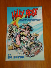 HILLY ROSE SPACE REPORTER VOL 1 MARLOWE & COMPANY GN 9781569247570