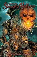Sleepy Hollow Trade Paperback TPB Zenescope Horror Comic Headless Horseman