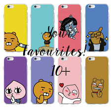 Kakaotalk Korea Japan Merch Samsung iPhone Case 4 4s 5 5s 6 6plus 6s SE 7 7plus