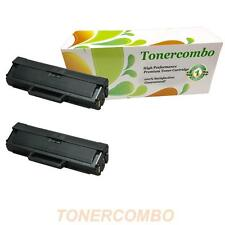 2 X MLT-D104S High Yield Toner Cartridge for Samsung ML-1665 ML-1865W BEST DEAL!