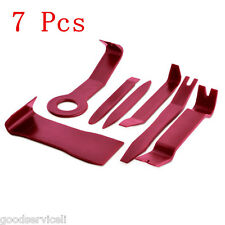 7in1 Car Radio Audio CD Removal Trim Dashboards Armrest Pry Open Tool For Toyota