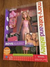 NIB Mary-Kate and Ashley Celebrity Premiere Fashion Ashley Doll Movie Magic