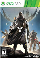 DESTINY MICROSOFT XBOX 360 GAME DISC AND CASE