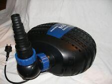 Aqua-forte Q-plus SUPERECO  Teichpumpe mit Brushlessmotor 15000 l/ h 135 Watt