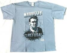 Official MORRISSEY Marchandise Tour Of RIFIUTO Live in London Raro T-Shirt L