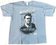 Official MORRISSEY Marchandise Tour De REFUS Live en London Rare T-Shirt L