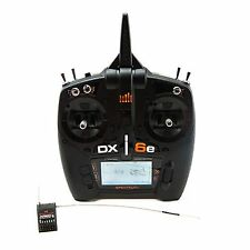 DX6e 6-Channel Transmitter System with AR610 Receiver SPM6650
