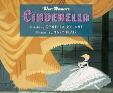 Walt Disney's Cinderella-ExLibrary