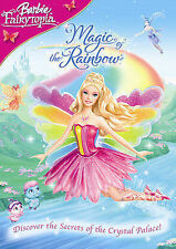 Barbie Fairytopia - Magic of the Rainbow (DVD Movie) Animated, 75 Mins