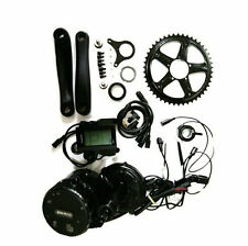 Bafang 8Fun BBS02 Mid Drive Central Motor,48V 750W Conversion Ebike Kit