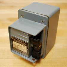Square D 2510-FW1 Manual Starter In Water Tight Enclosure 115/277 VAC - NEW