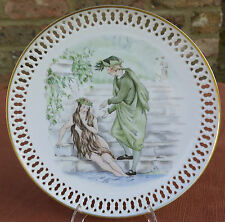 "Bing & Grondahl ""Hans Christian Andersen Plate""  The Little Mermaid  #8852/628"