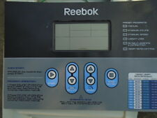 REEBOK FUSION  TREADMILL MODEL-REV-11301 (  CONSOLE PCB FOR SALE ONLY )*NOIS
