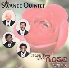Swanee Quintet - Just One Rose Will Do - New Factory Sealed CD