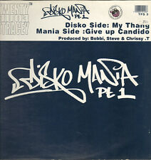BOBBI & STEVE - Disko Mania Pt 1 - Twenty Four Stracey