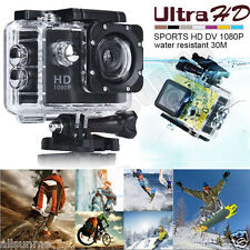 SJ5000 1080P Ultra HD DV Sports Recorder Car Waterproof Action Camera Camcorder