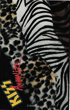 Animalize by Kiss Cassette 1990 Polygram Records 1984