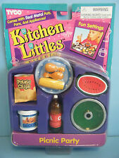 TYCO KITCHEN LITTLES PICNIC PARTY *NEW*