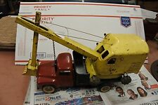 Vintage Structo Steam Shovel And Truck