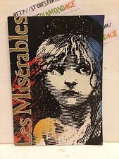 LES MISERABLES SOUVENIR BROCHURE USED