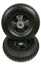 "8-1/2"" Tire & Wheel 2.50-4 For Cart Generator Grill Wagon Pressure Washer"
