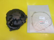 NEW OEM GENUINE YAMAHA YZF R1 CLUTCH ENGINE COVER W/ GASKET 07-08 2007 2008 4C8
