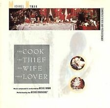 The Cook, the Thief, His Wife & Her Lover (Michael Nyman) (CD)