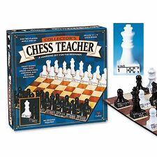 Chess Teacher (styles may vary) , New, Free Shipping