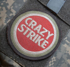 JSOC AFSOC TACP JTAC DEATH on CALL BOMB DROPPER JTF SUBDUED SSI: CRAZY STRIKE