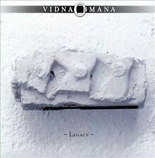 Legacy by Vidna Obmana (CD, Oct-2004, Relapse Records (USA))