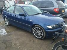 2003 BMW 318i SE  auto  STARTS+DRIVES SPARES OR REPAIRS