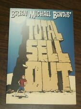 Total Sell Out by Brian Michael Bendis (Paperback, 2003)  9781582402871
