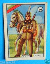 figurines cromos cards figurine v.a.v. vav 74 la guerra nostra ungheria ussero z