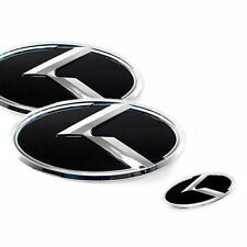 3D K Logo Emblem F R Steering Wheel 3p For 17 Kia Sportage : ALL NEW SPORTAGE QL