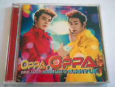 Super Junior Donghae & Eunhyuk Oppa Oppa  Japan Press CD+DVD  - NO PHOTOCARD -