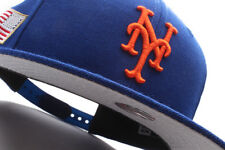 New York Mets New Era 9Fifty U.S.A Flag Adjustable Snapback