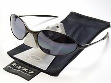 OAKLEY C WIRE CARBON BLACK SONNENBRILLE WHISKER INMATE HALF INMATE SQUARE WHY 8