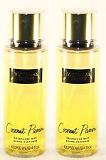 2 Victoriya Secret COCONUT PASSTION Fragrance Body Mist/ Spray Victoria's Secret