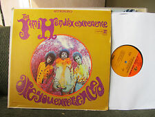 JIMI HENDRIX Are You Experienced LP 1A/1B rs6261 two tone reprise '67 '68 rare!
