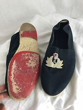 Men's Christian Louboutin Espadrilles Loafer shoes size 43 10