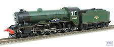 61665 Hornby OO/HO Gauge BR 4-6-0 'Leicester City' B17/6 Class Renumbered & Coal