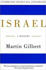 Israel: A History by Martin Gilbert Paperback Book (English)