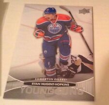 11-12 2011-12 UPPER DECK RYAN NUGENT-HOPKINS OVERSIZED YOUNG GUNS ROOKIE 6 OILER