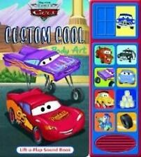 Lift-a-Flap Sound Book: The World of Cars, Custom Cool (The World of Cars: Play-