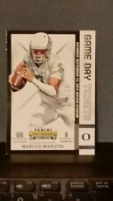Marcus Mariota 2015 Contenders Game Day Ticket Tennessee Titans Rookie QB
