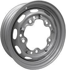 """Early Silver VW or Porsche 5 Lug Wheel, 5/205, 5.5"""" Width"""